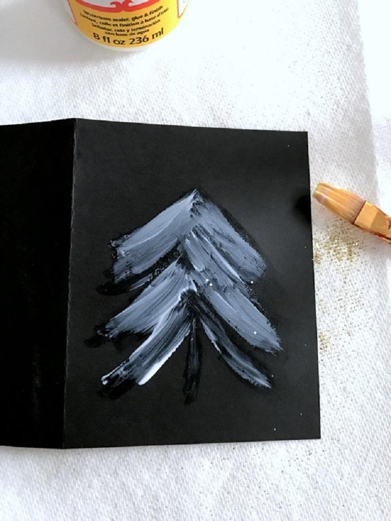 tarjeta-navidad-elegante-estilo-brillo