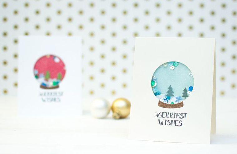 tarjetas de feliz navidad-estilo-diseno-moderno