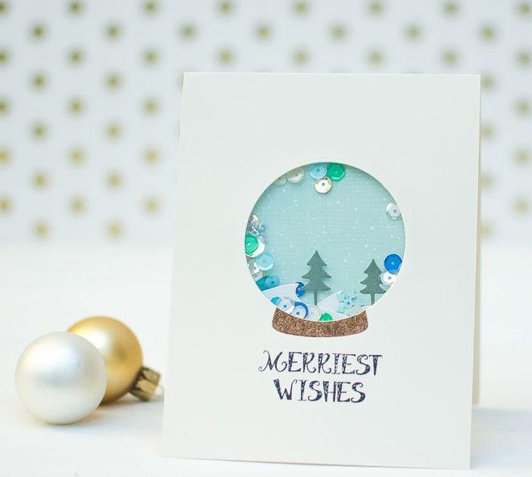 tarjetas de feliz navidad-washi-tape-bola-navidad