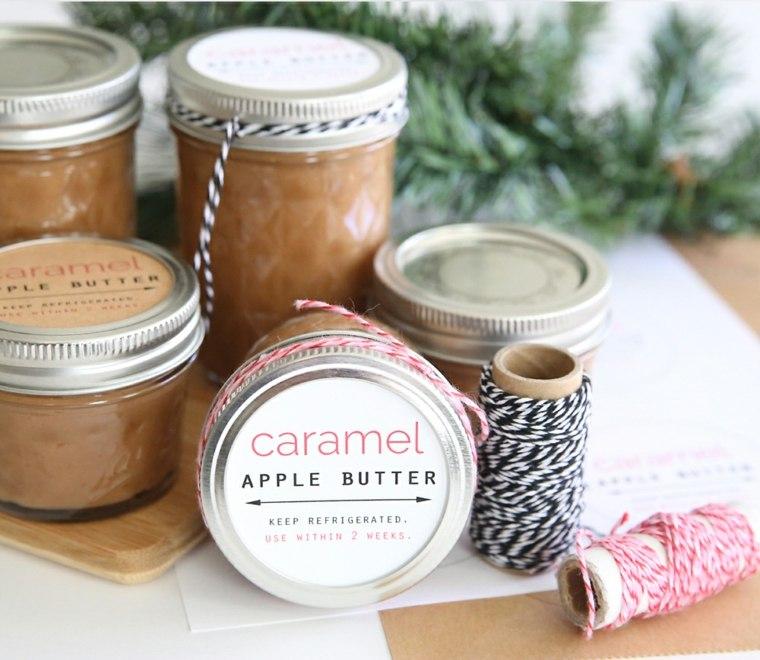 tarros-con-matequilla-de-manzanas