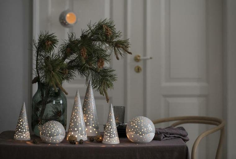 adornos decoración navideña