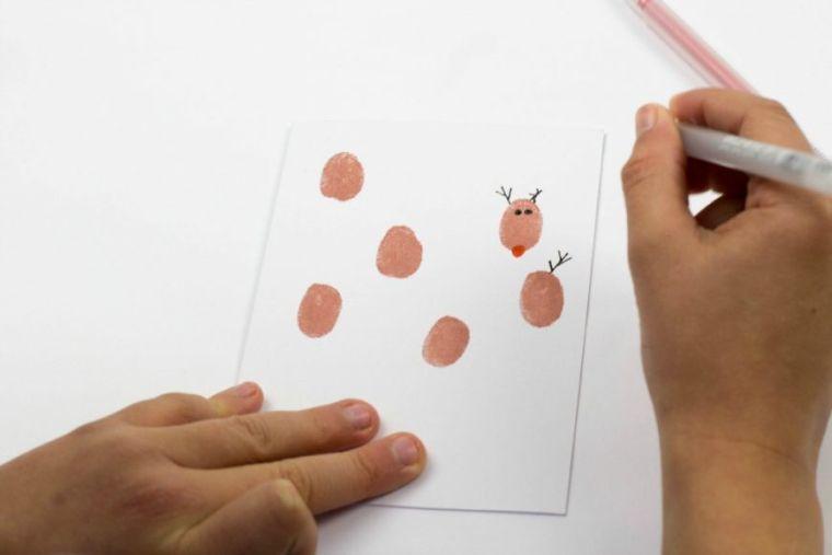 tutoriales-navidad-tarjetas-ideas
