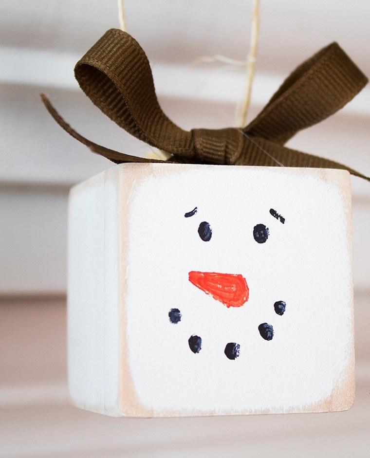 adorno-navideno-colgar -arbol-muneco-nieve