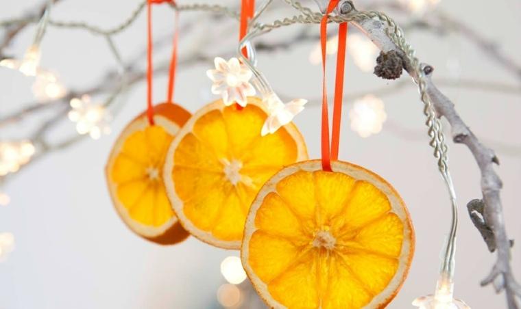adornos de navidad-frutas-decorar