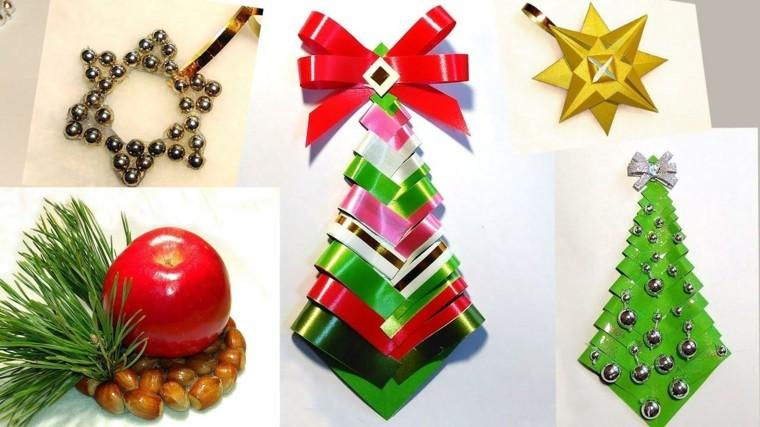 Diy Adornos De Navidad Disena La Decoracion Navidena Con Tu Estilo - Adronos-de-navidad