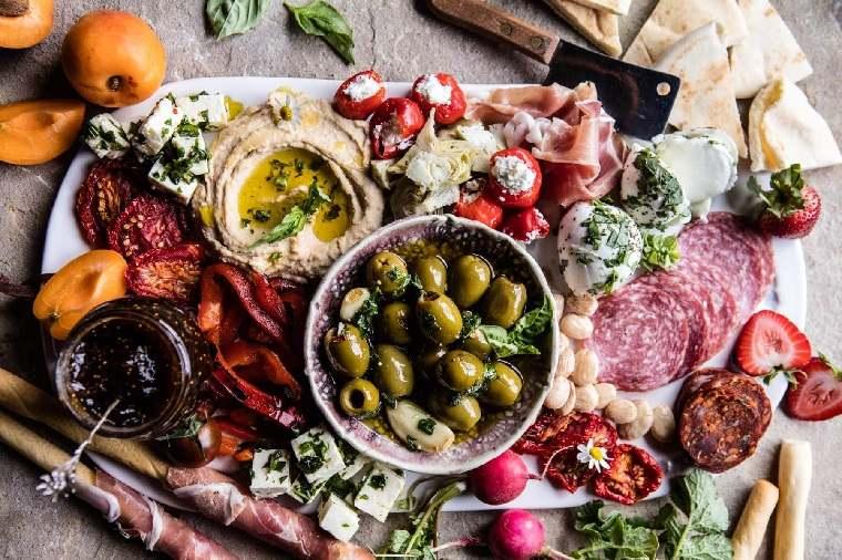 aperitivos-para-navidad-plato-griego