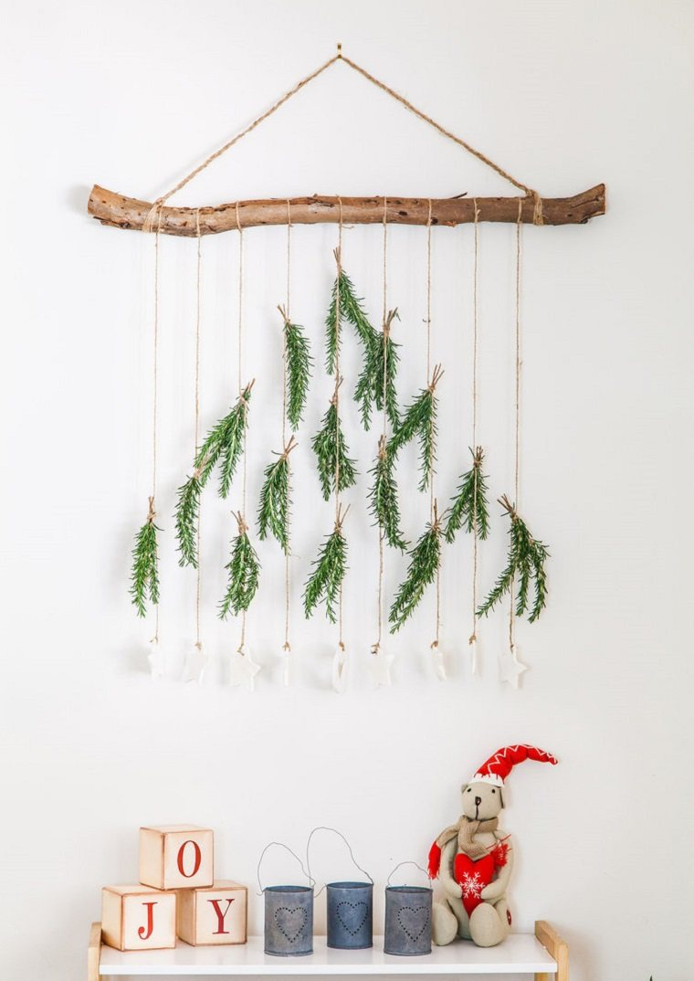 arbol-navideno-colgado pared