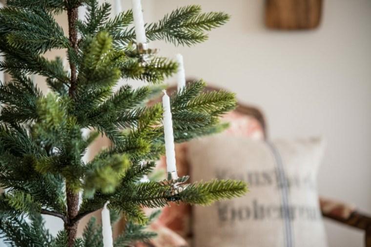 arboles de navidad artificiales-decoracion
