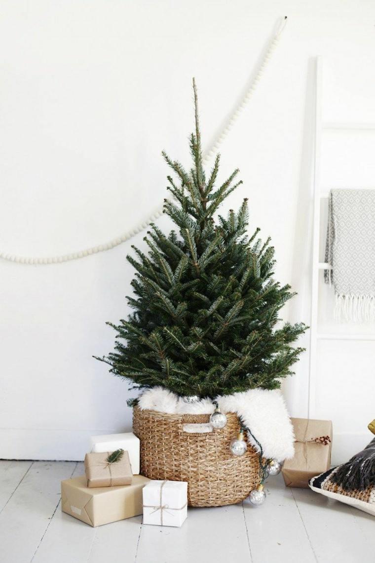 arboles de navidad artificiales-nordicos