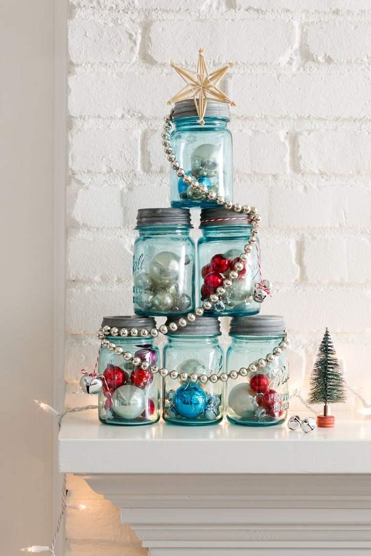 arboles-navidenos-decorados-inspiracion-tarros