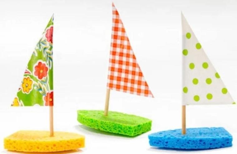 barcos-de-esponjas