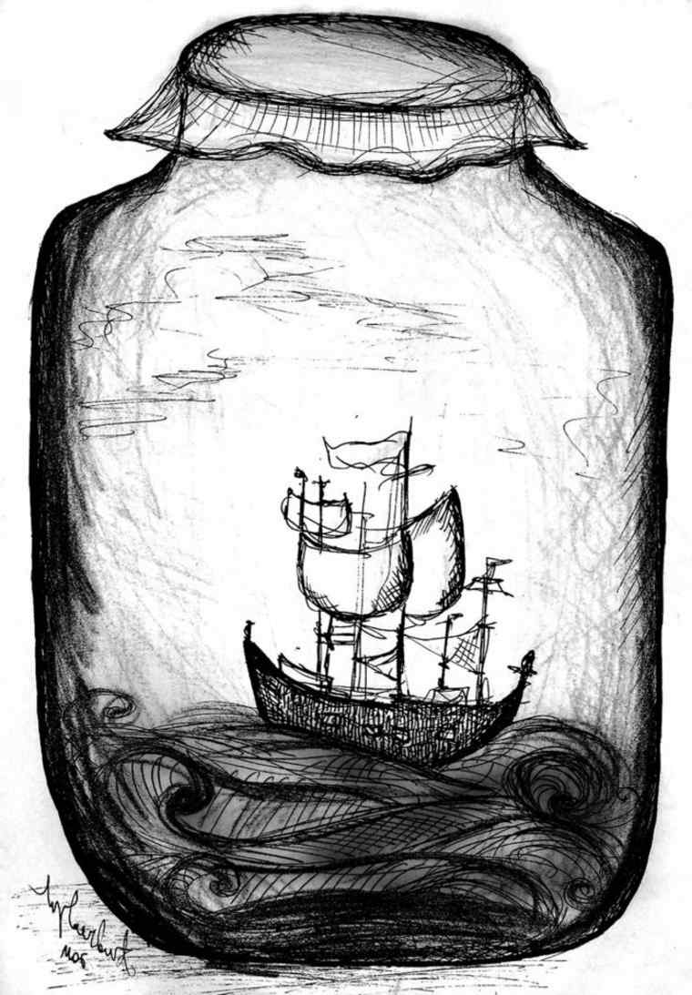 bote-con-barco