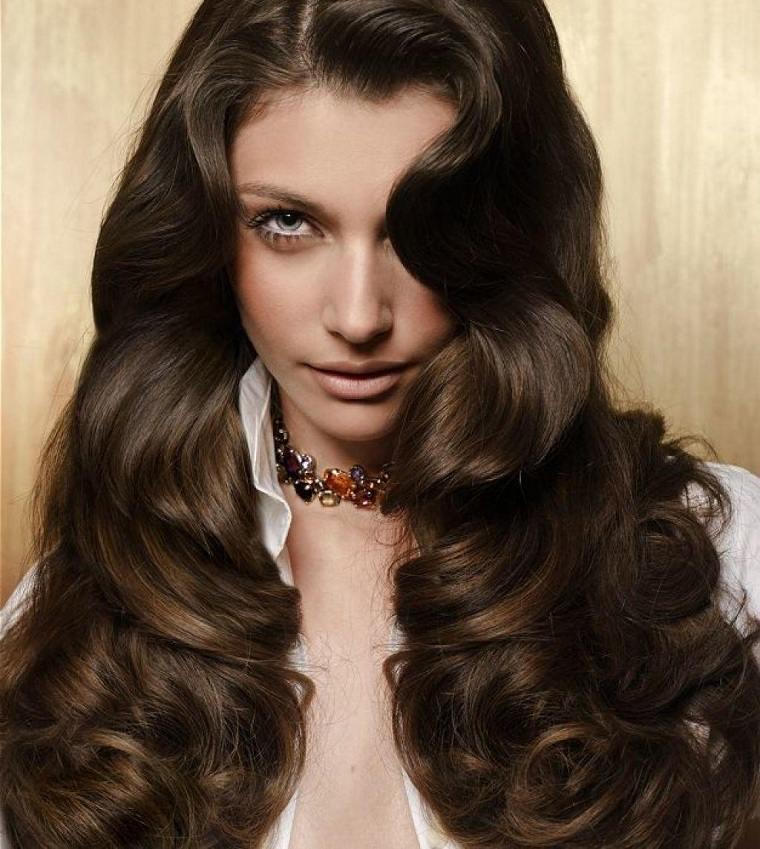 cabello-castano-bello-cuidado-ideas