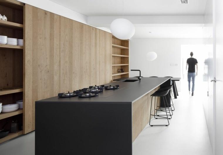 cocina-moderna-ideas-estilo-madera-negro