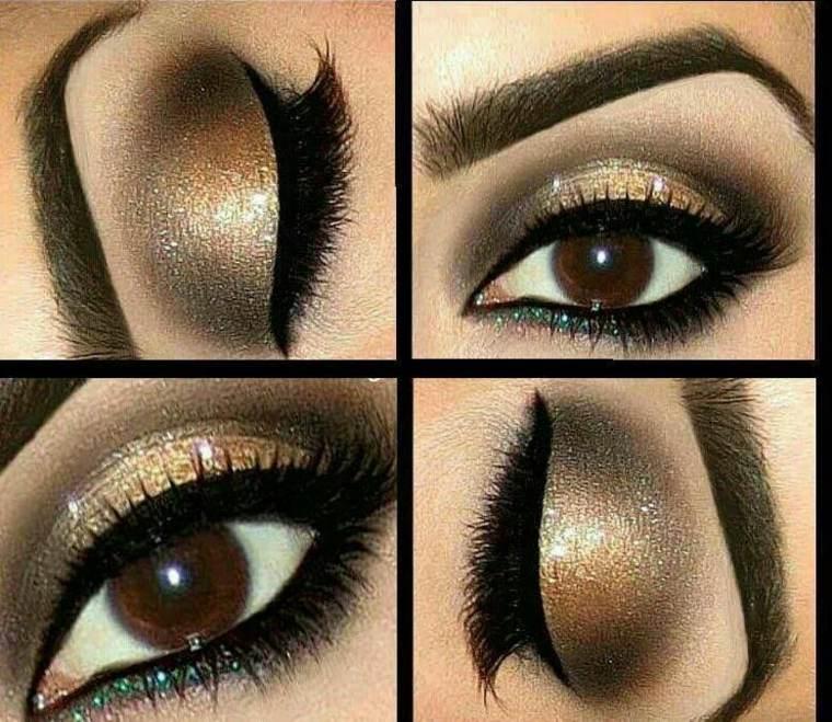como se maquillan los ojos-trucos