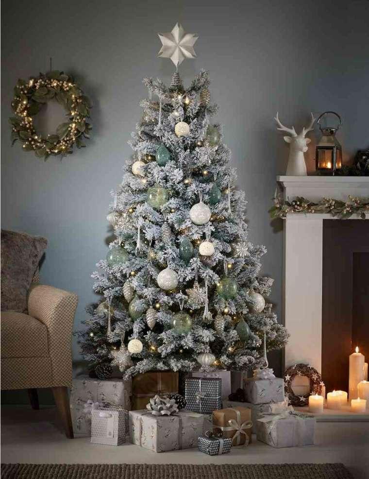 copos de nieve-decorar-arbol-navidad
