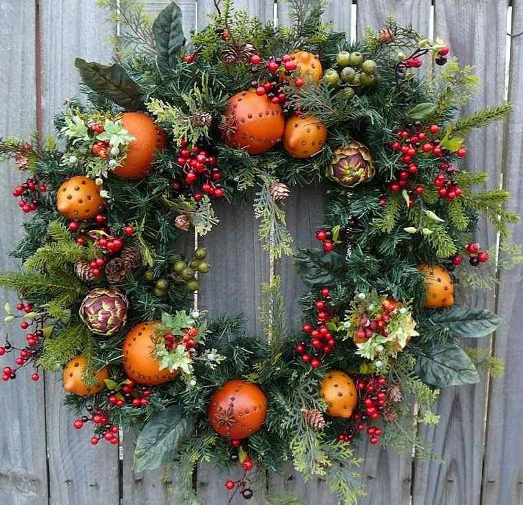 coronas-navidenas-decoradas-frutas