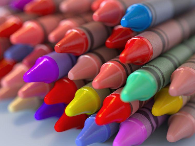 crayones para colorear-ideas-originales-ninos