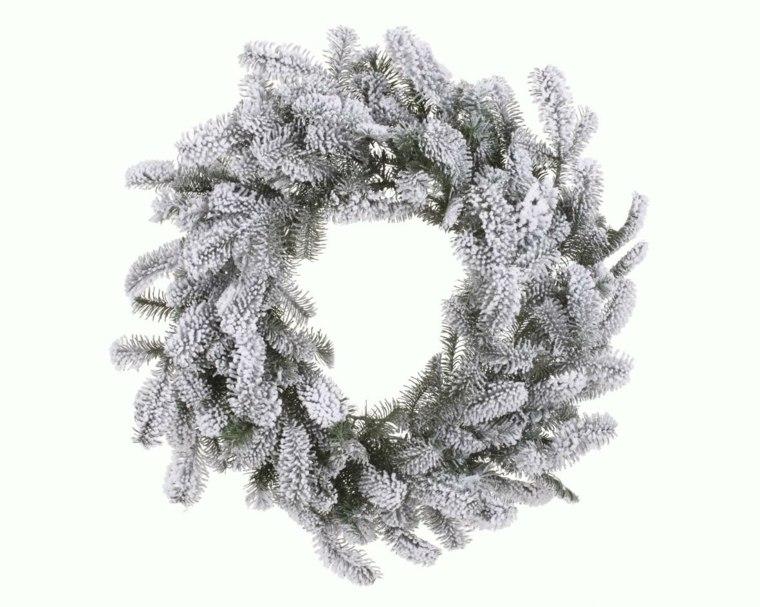 decoracion de navidad-copos-de-nieve