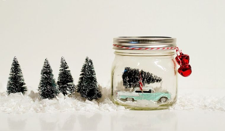 decoracion-frascos-vidrio-navidad