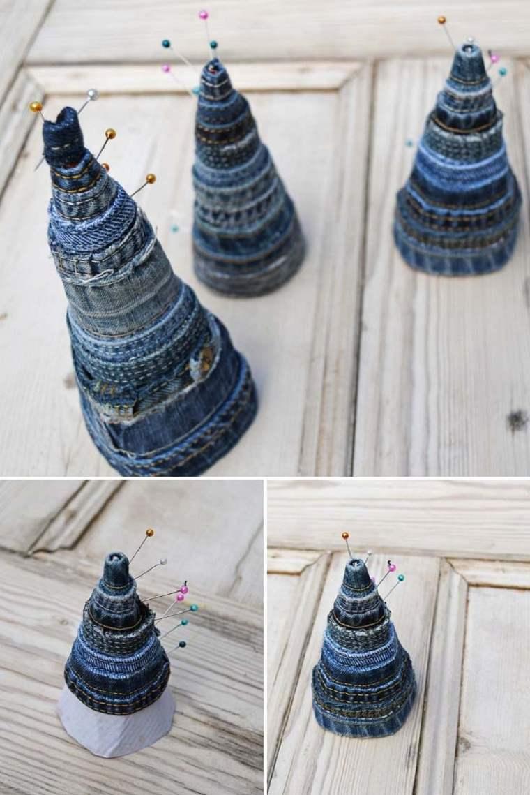 decoraciones-arboles-navidad-reciclar-vaqueros-viejos