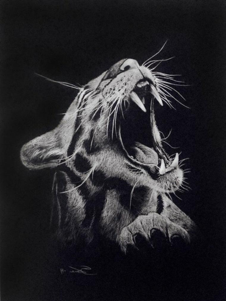 dibujo-de-leopardo