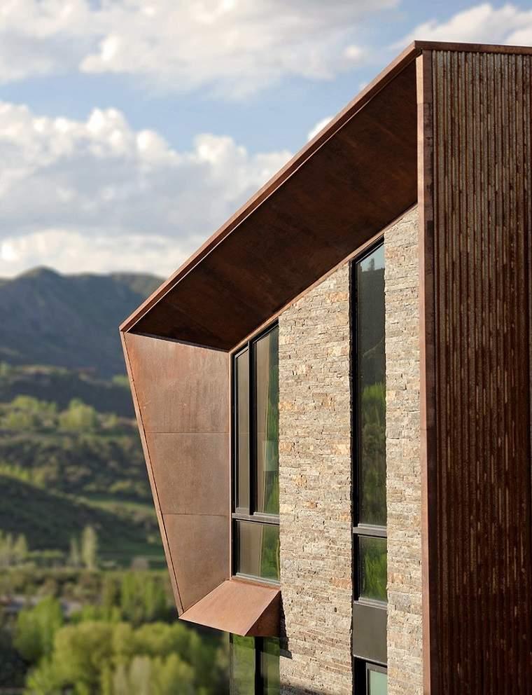 estructuras metalicas modernas ideas