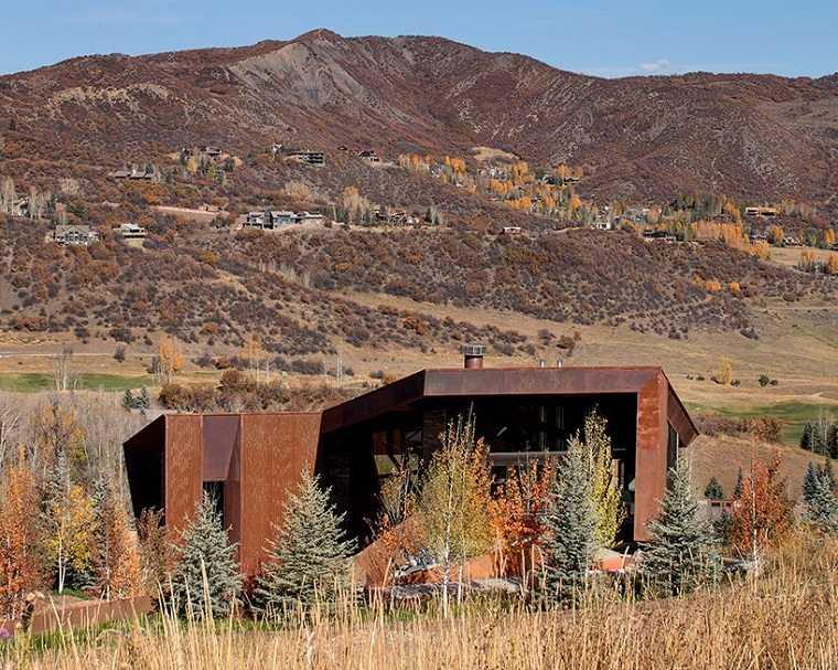 estructuras metalicas vistas paisaje