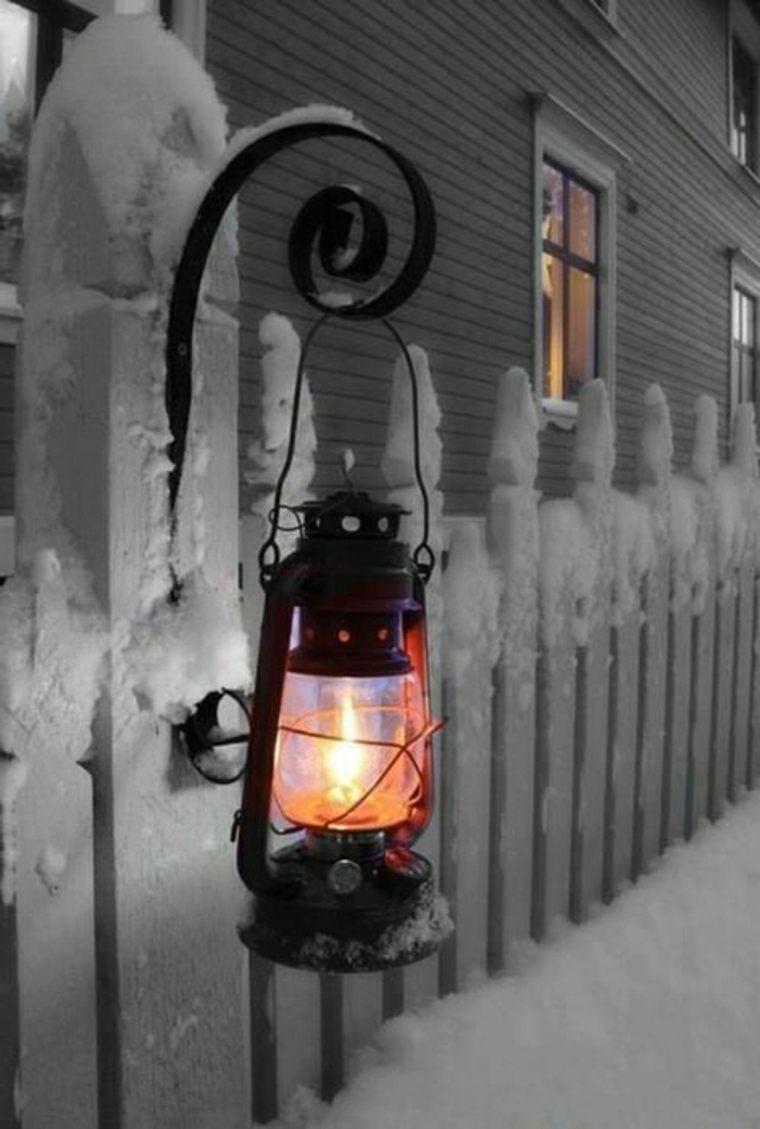 farola-en-invierno