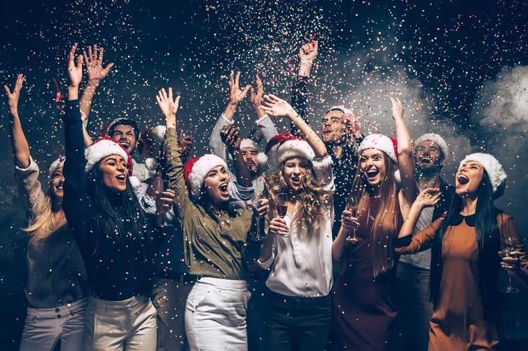 fiesta de navidad-ideas-planear-amigos