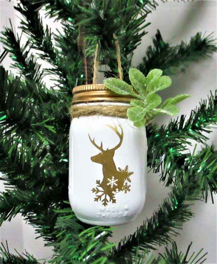 ideas de manualidades-decorar-navidad