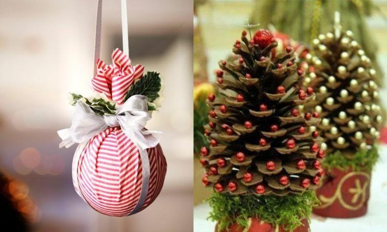Diy ideas para la decoración navideña