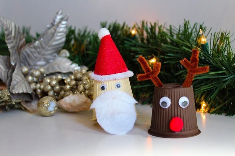 Manualidades faciles – asombrosas propuestas para decorar en Navidad
