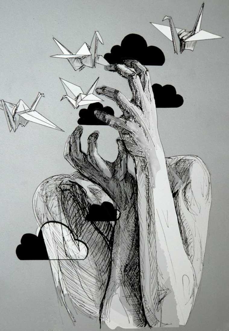 imágenes-en-blanco-y-negro-manos