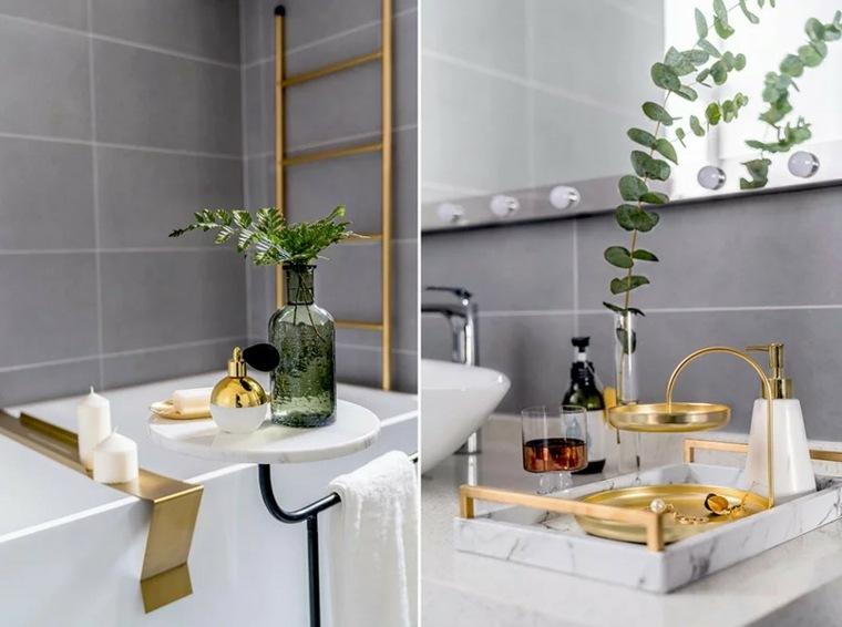 interior moderno-baño