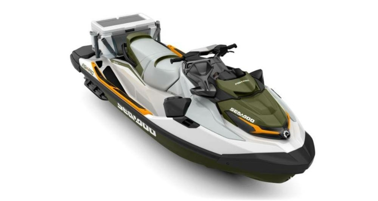 embarcacion lancha Sea-Doo Fish Pro