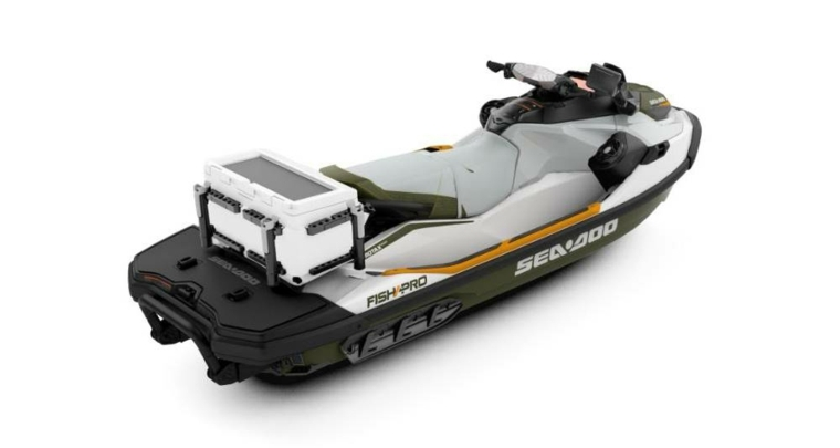embarcacion Sea-Doo Fish Pro