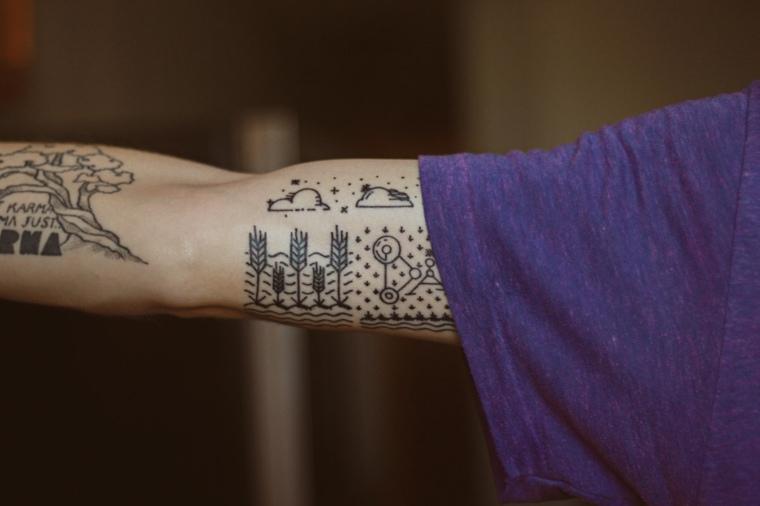 los-mejores-tatuajes-negros