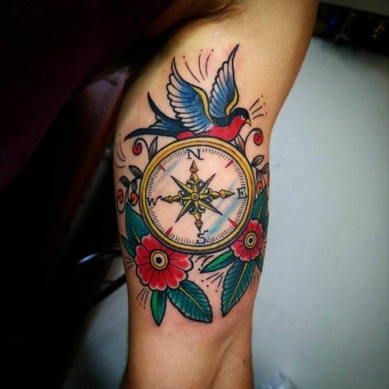 los mejores tatuajes tradicionales