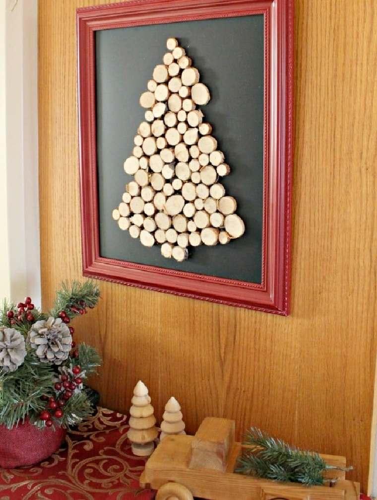 manualidades-arbol-navidad-madera-opciones-decorar