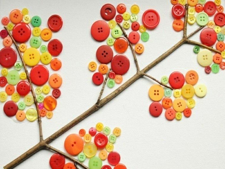 manualidades creativas árbol