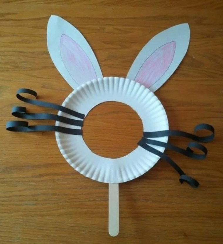 manualidades creativas conejo