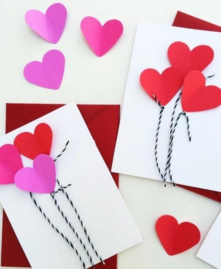 manualidades creativas corazones