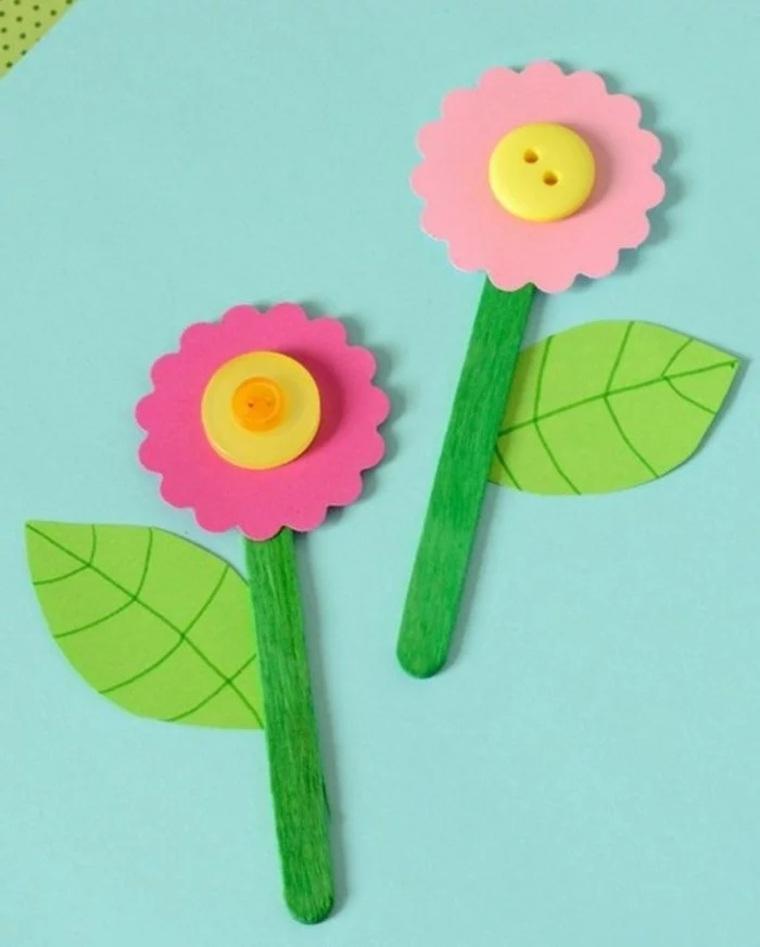 manualidades creativas flores