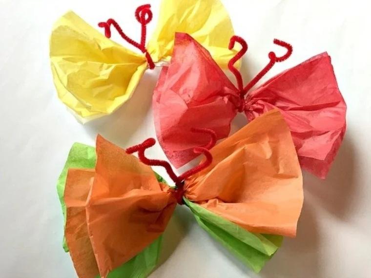 manualidades creativas mariposas
