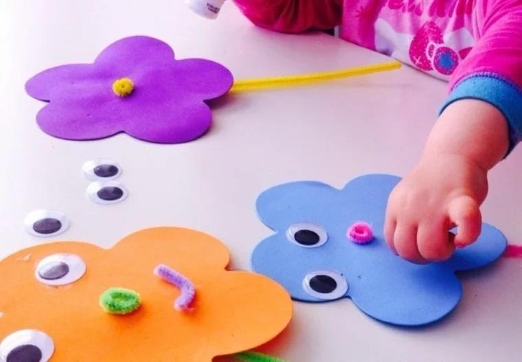 manualidades creativas para-niños-pequeños