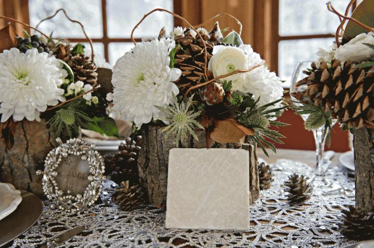 manualidades de ninos-decorar-mesa
