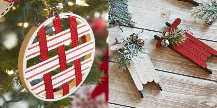 manualidades faciles-decorar-arbol-navidad