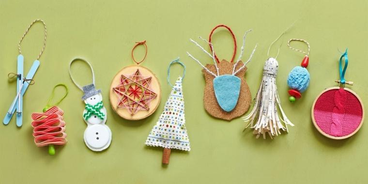 manualidades faciles-hacer-decorar-navidad