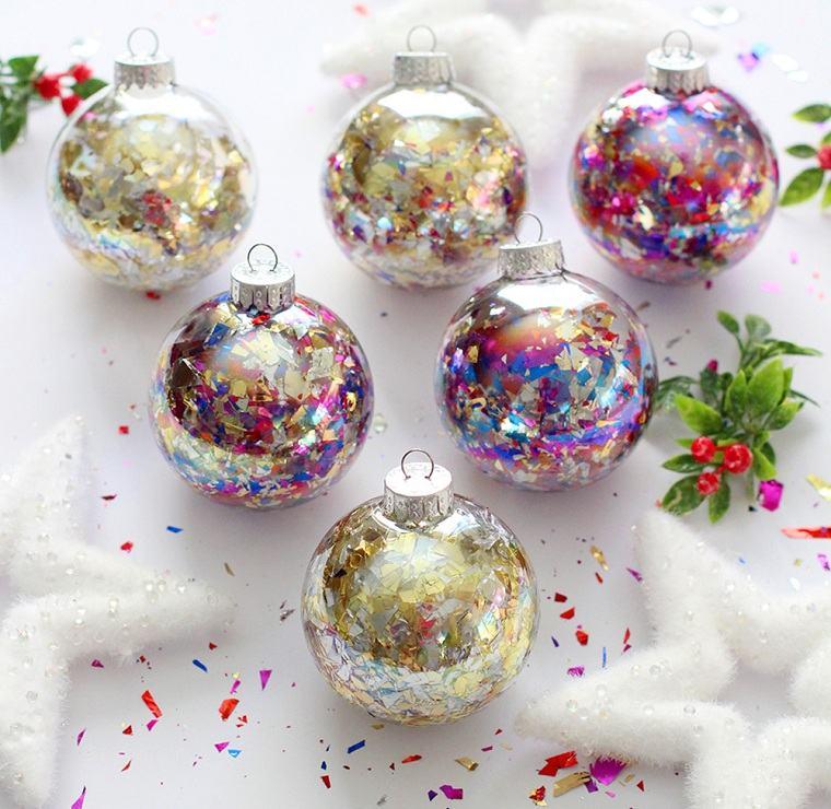 manualidades-navidad-ornamentos-arbol-navideno